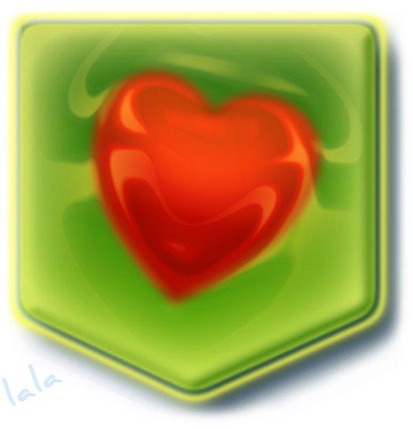 fg-green-arrow-heart-icon