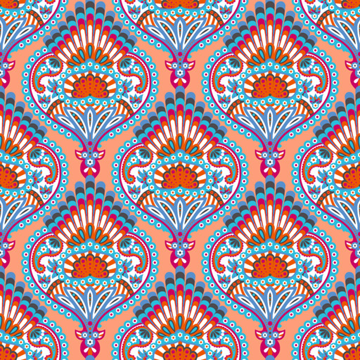 Ornate-paisley-pattern-seamless-vector-material-01